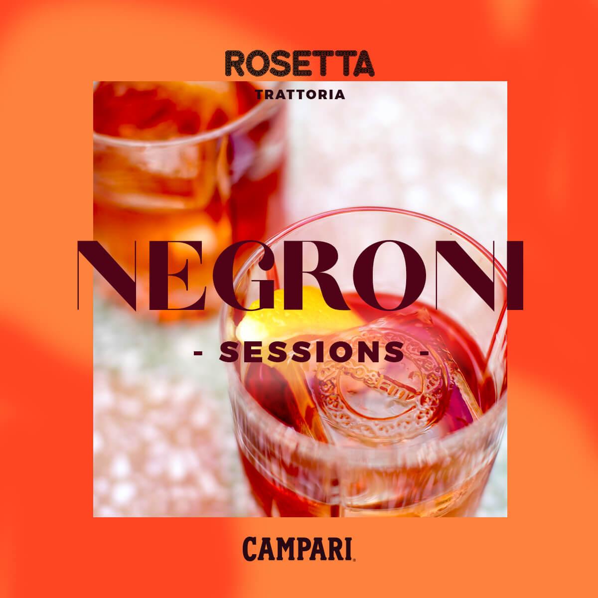 Negroni Masterclasses